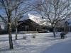 De Rozenhof in de winter